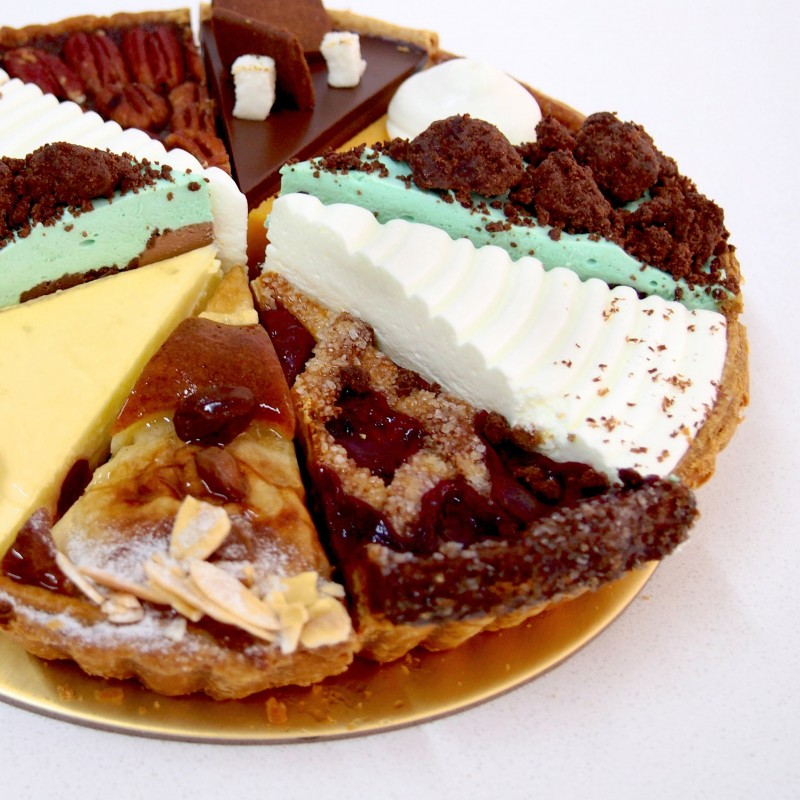 Assorted Pies (10 Slices)